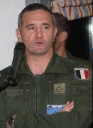 Général Gilles DESCLAUX